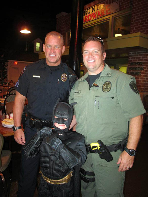 boy with leukemia batman for day arlington texas 21 Boy With Leukemia Becomes Batman for a Day