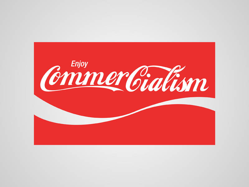 coca cola funny honest logo What if Logos Told the Truth?