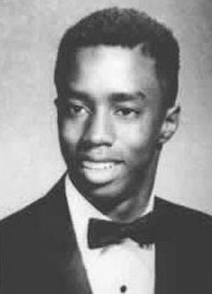 diddy as a teenager high school younger childhood picture 40 Music Stars Before They Were Famous