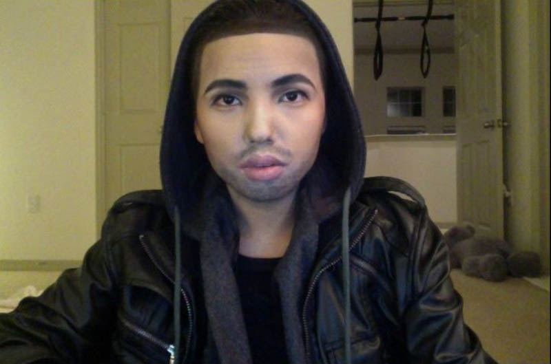 drake youtube makeup celebrity promise pham 21 Amazing Transformations by a YouTube Makeup Queen