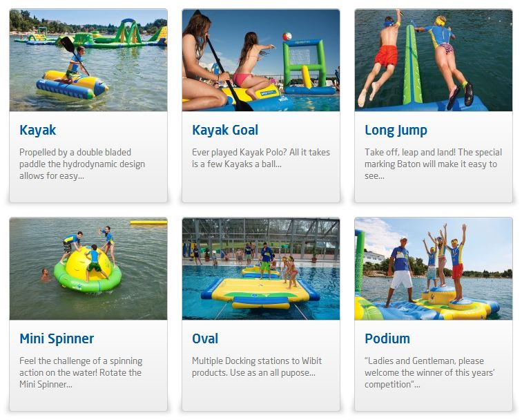 giant inflatable water parks wibit sports modular 16 The Most Amazing Inflatable Water Parks Ever