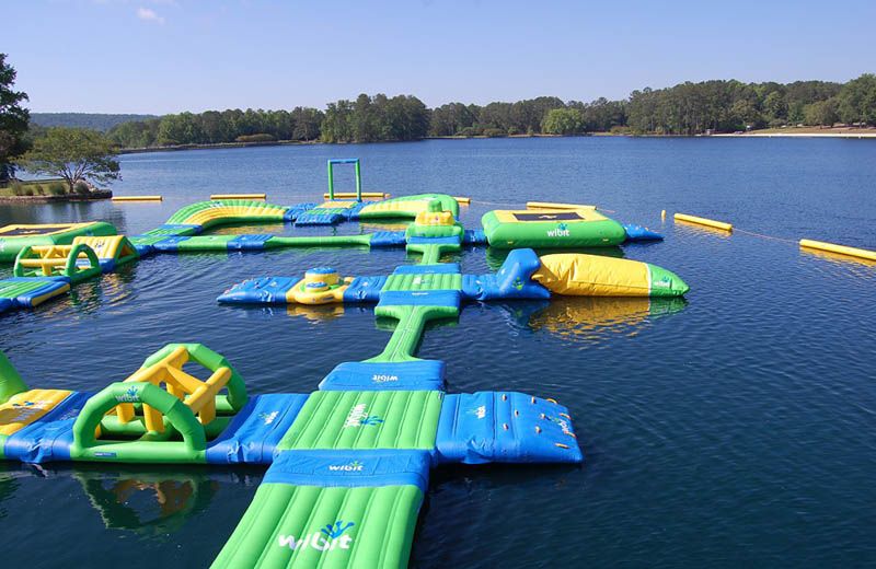 giant inflatable water parks wibit sports modular 6 The Most Amazing Inflatable Water Parks Ever