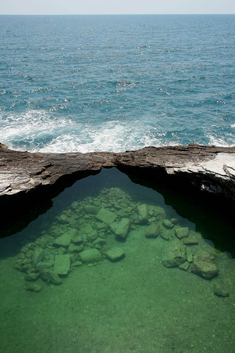 giola lagoon natural pool thassos greece 6 The Giola Lagoon in Greece