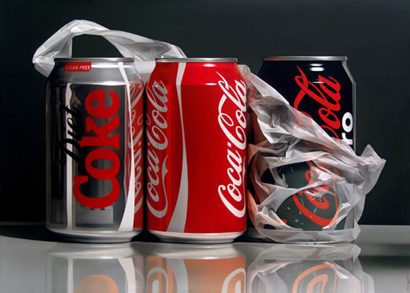 hyper realistic paintings pedro campos 1 Hyperrealistic Still Life Paintings by Roberto Bernardi