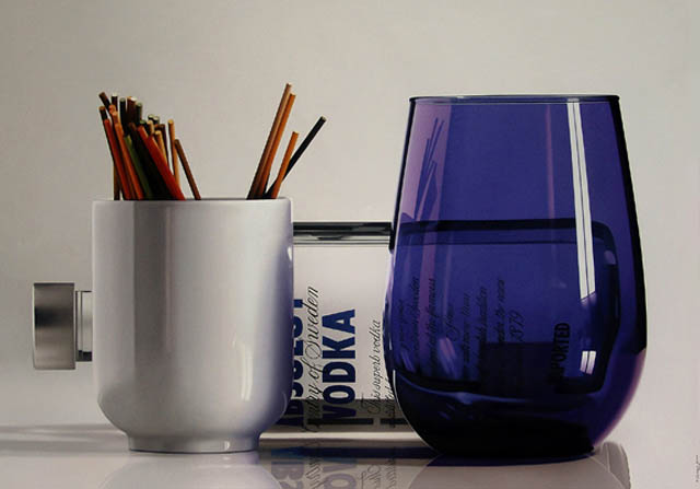 hyper realistic paintings that look like photographs pedro campos 14 15 Unbelievable Paintings That Look Like Photographs