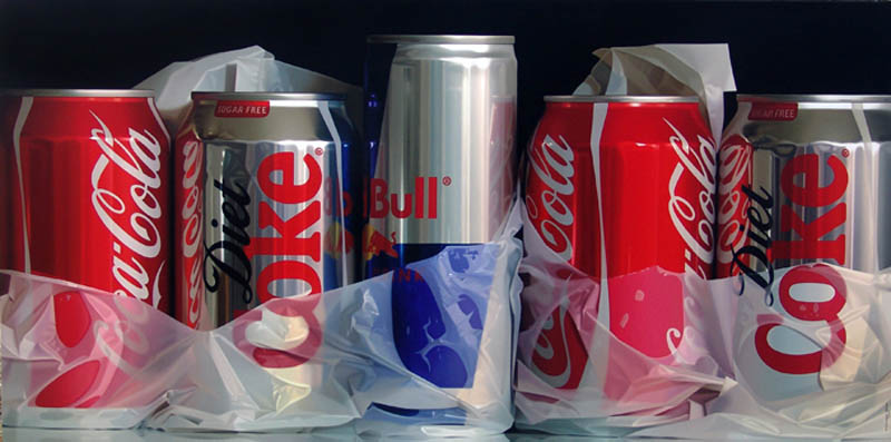 hyper realistic paintings that look like photographs pedro campos 5 15 Unbelievable Paintings That Look Like Photographs