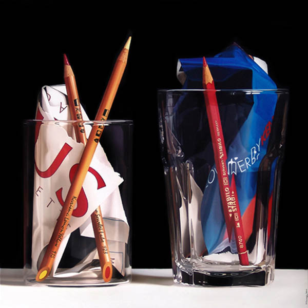 hyper realistic paintings that look like photographs pedro campos 7 15 Unbelievable Paintings That Look Like Photographs