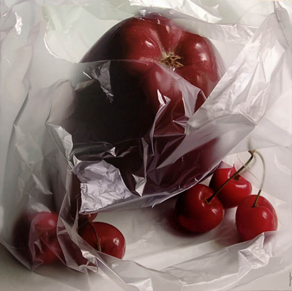hyper realistic paintings that look like photographs pedro campos 8 15 Unbelievable Paintings That Look Like Photographs