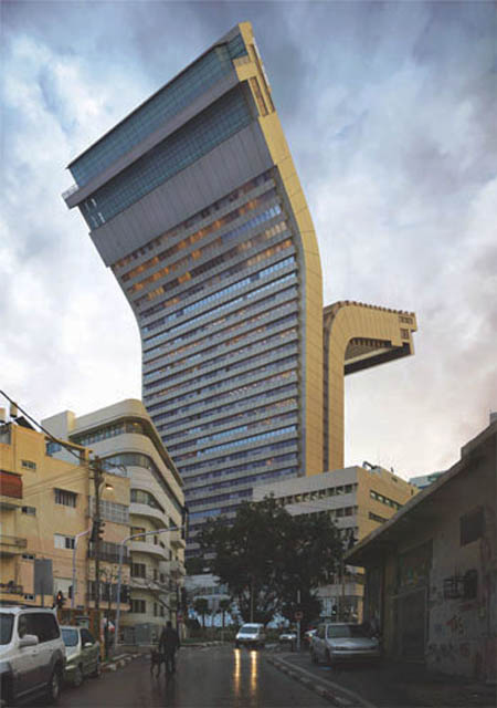 impossible buildings by victor enrich 1 Impossible Buildings by Victor Enrich