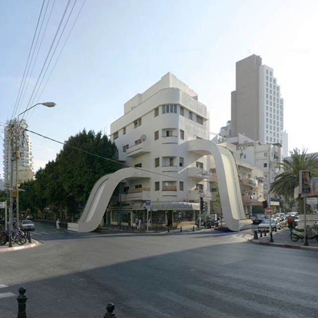 impossible buildings by victor enrich 2 Impossible Buildings by Victor Enrich
