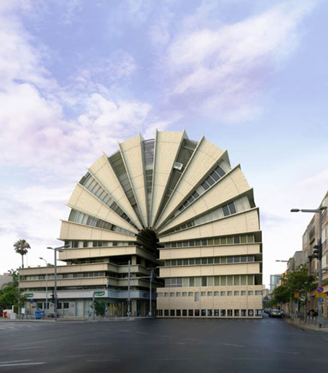 Impossible buildings by victor enrich twistedsifter for Architecture impossible