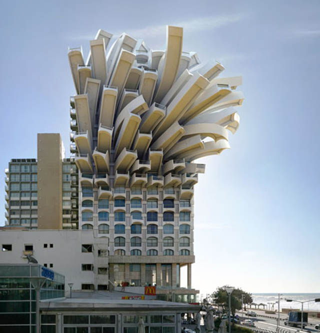impossible buildings by victor enrich 6 Impossible Buildings by Victor Enrich