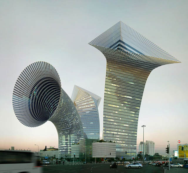 impossible buildings by victor enrich 7 Impossible Buildings by Victor Enrich