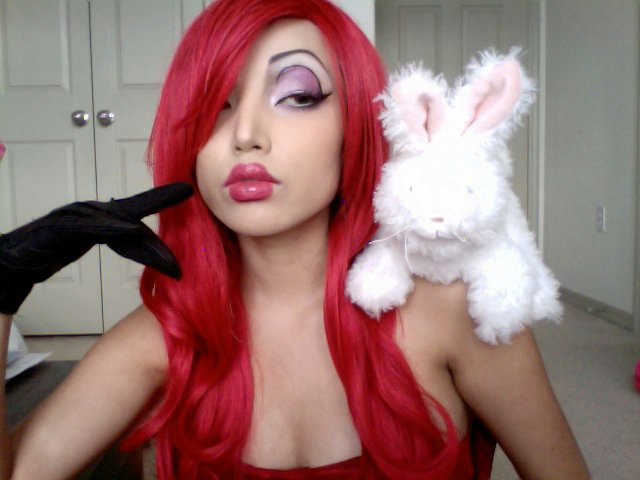 jessica rabbit youtube makeup celebrity promise pham 21 Amazing Transformations by a YouTube Makeup Queen