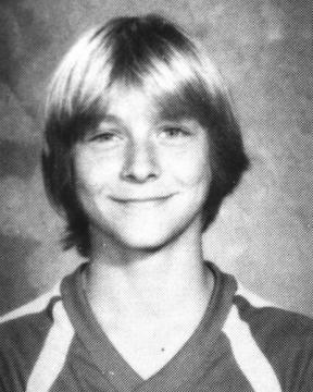 kurt cobain high school teenager younger childhood picture 40 Music Stars Before They Were Famous