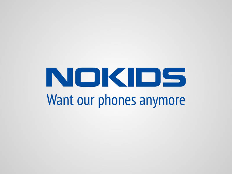 nokia funny honest logo What if Logos Told the Truth?