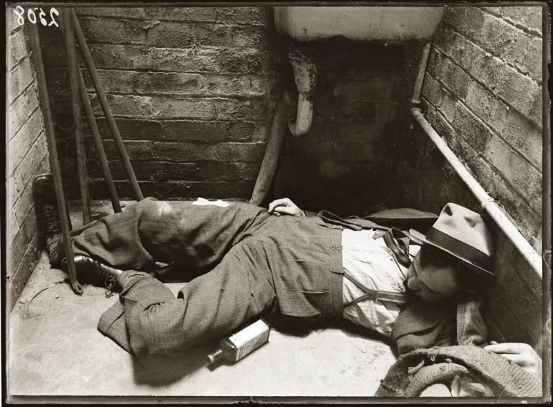 Famous Corpse Corpse, late 1930s