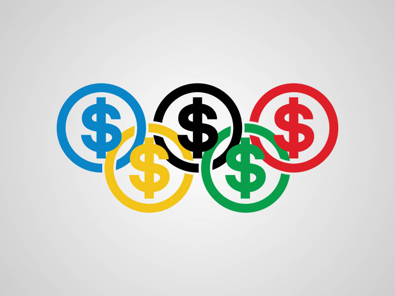 olympics funny honest logo What if Logos Told the Truth?