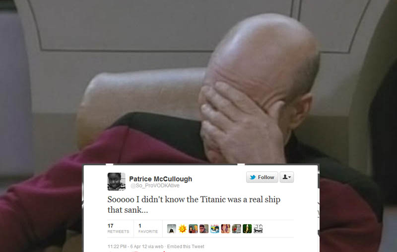 people that did not know titanic was real 23 People Who Didnt Know the Titanic was Real
