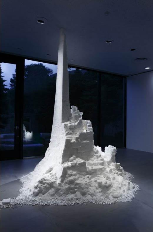 salt sculptures motoi yamamoto 6 Unbelievable Salt Sculptures by Motoi Yamamoto