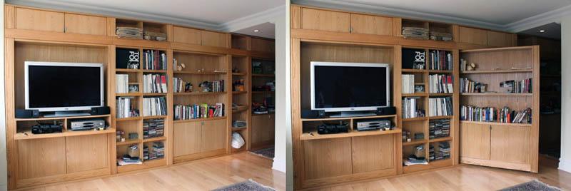 secret hidden passageways in house creative home engineering 1 35 Secret Passageways Built Into Houses