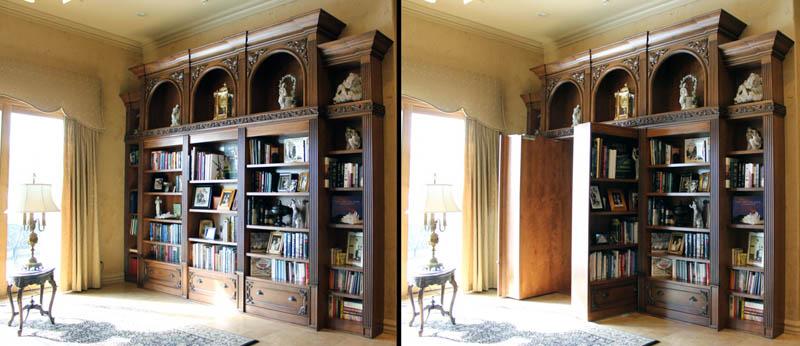 secret hidden passageways in house creative home engineering 2 35 Secret Passageways Built Into Houses