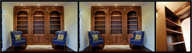 Instal Secret Rooms In Your House