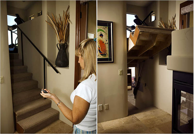 secret passageways in houses creative home engineering 21 35 Secret Passageways Built Into Houses