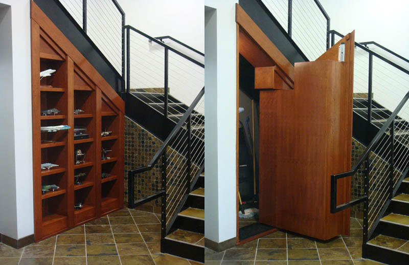 35 Secret Passageways Built Into Houses «TwistedSifter