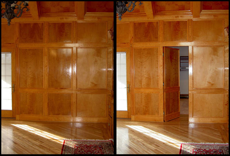 Secret Room Doors Hidden Passageways