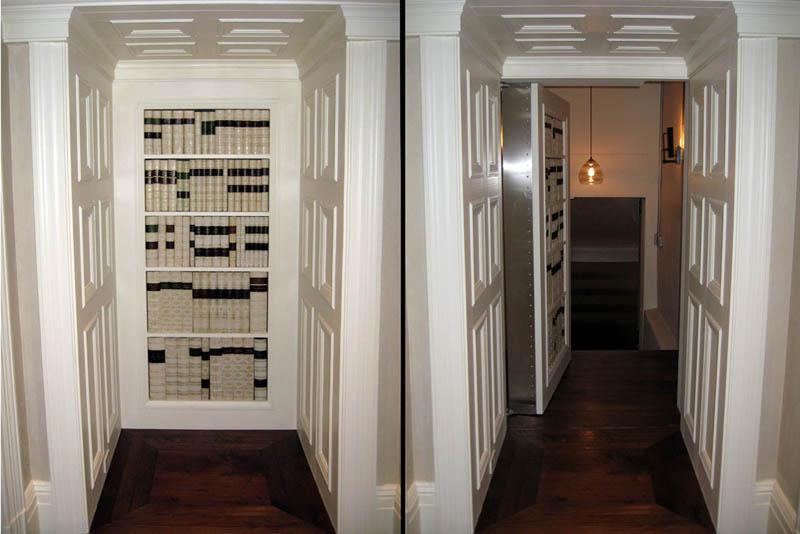35 secret passageways built into houses twistedsifter. Black Bedroom Furniture Sets. Home Design Ideas