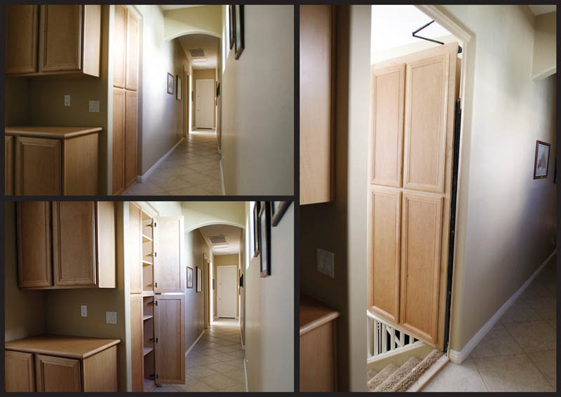 secret passageways in houses creative home engineering 9 35 Secret Passageways Built Into Houses