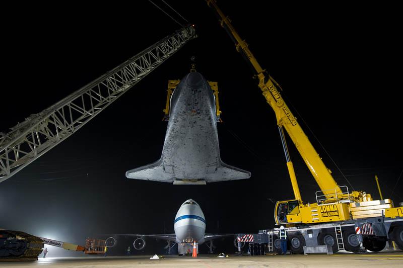 space shuttle discovery final flight In Pictures: Space Shuttle Discoverys Final Flight [35 photos]