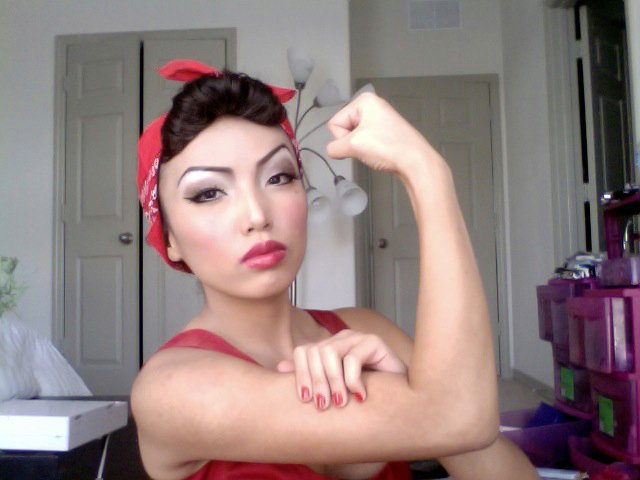 yes we can pin up youtube makeup celebrity promise pham 21 Amazing Transformations by a YouTube Makeup Queen