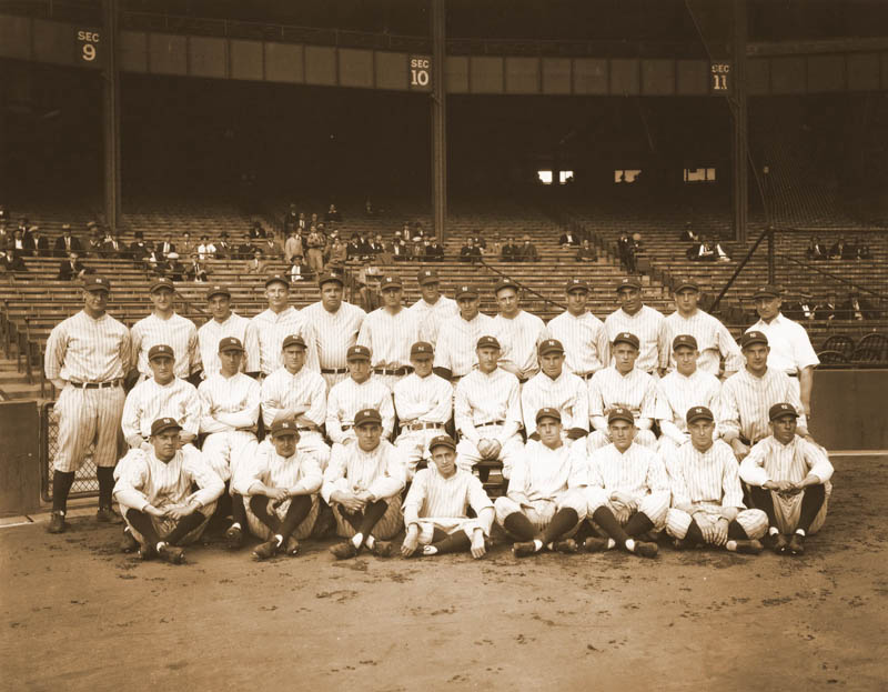 1927 new york yankees greatest team ever in baseball history The Most Epic Group Photos You Will See Today