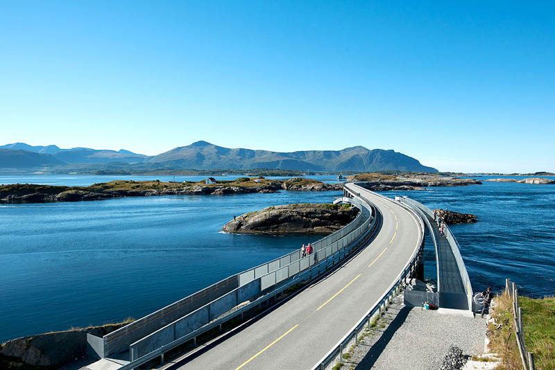 atlantic road norway 7 The Atlantic Road: Norways Construction of the Century