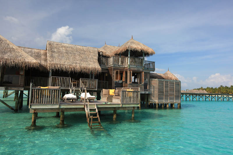 best maldives resort six senses soneva gili 2 The Amazing Stilt Houses of Soneva Gili in the Maldives