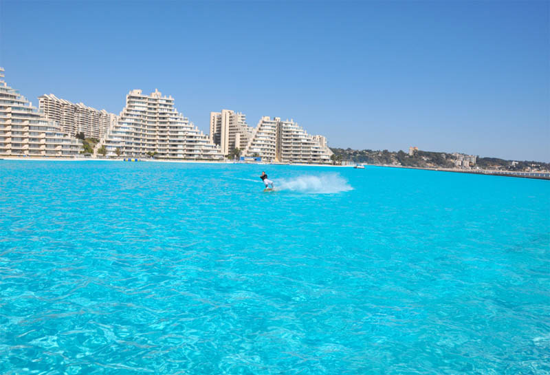 Biggest Swimming Pool In The World San Alfonso Del Mar 1 The Largest Swimming  Pool In