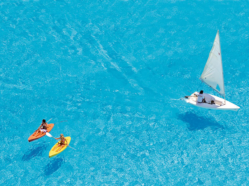 biggest swimming pool in the world san alfonso del mar 3 The Largest Swimming Pool in the World