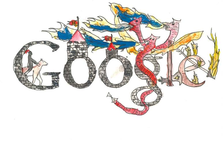The Top 50 Google Doodle Contest Winners Gallery Twistedsifter
