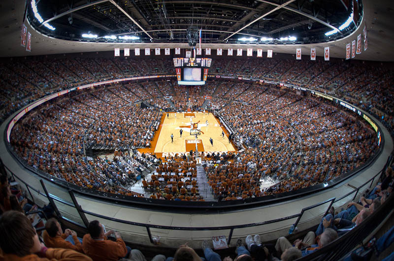 erwin center ut austin Incredible Architecture Photography by Dave Wilson