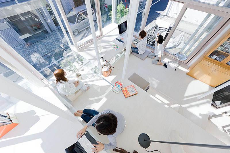 fully transparent house tokyo japan sou fujimoto architects 11 The Fully Transparent House in Tokyo