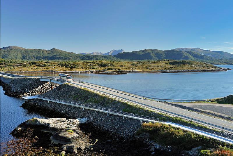 geitoya 1 The Atlantic Road: Norways Construction of the Century