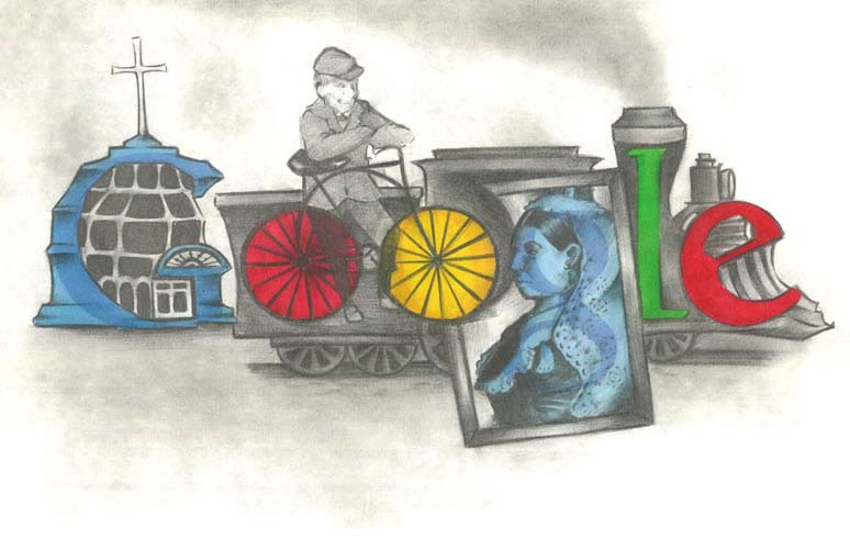 google doodle winners 2012 grade 10 12 1 The Top 50 Google Doodle Contest Winners Gallery
