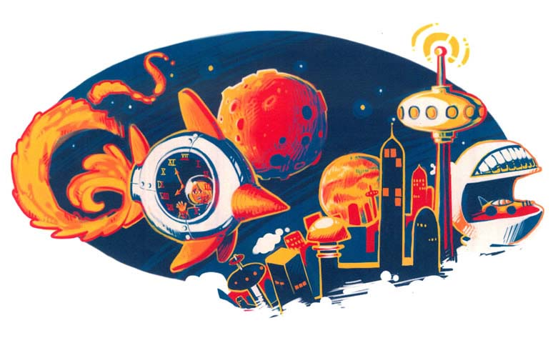 The Top 50 Google Doodle Contest Winners Gallery «TwistedSifter