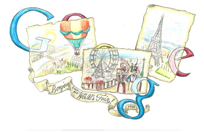 google doodle winners 2012 grade 10 12 5 The Top 50 Google Doodle Contest Winners Gallery