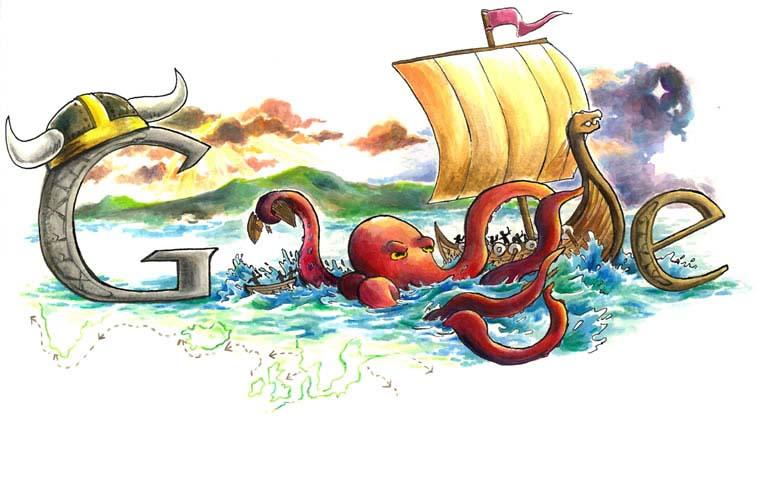 google doodle winners 2012 grade 10 12 6 The Top 50 Google Doodle Contest Winners Gallery