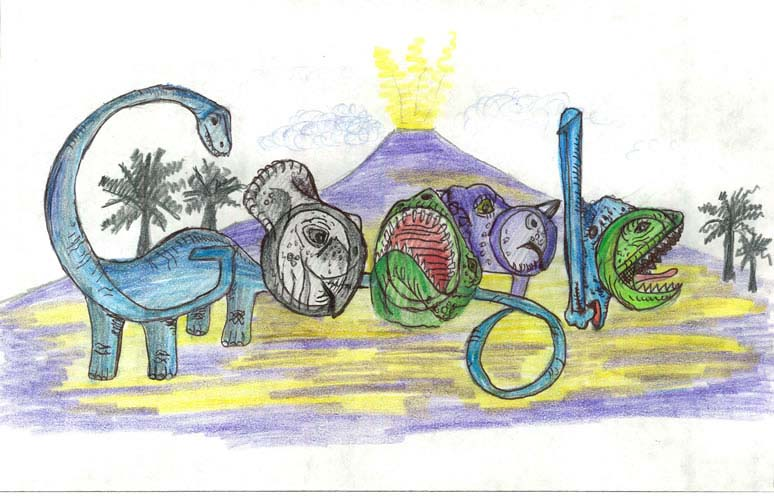 google doodle winners k 3 2012 4 The Top 50 Google Doodle Contest Winners Gallery