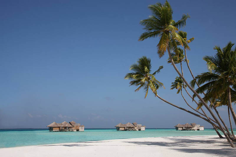 maldives resorts on the water stilt houses 4 The Amazing Stilt Houses of Soneva Gili in the Maldives