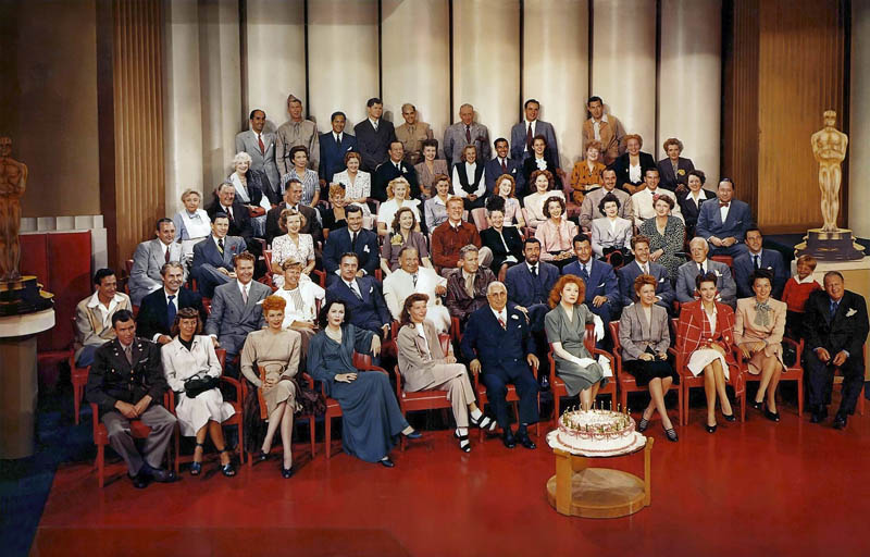 mayer louis b and mgm players The Most Epic Group Photos You Will See Today